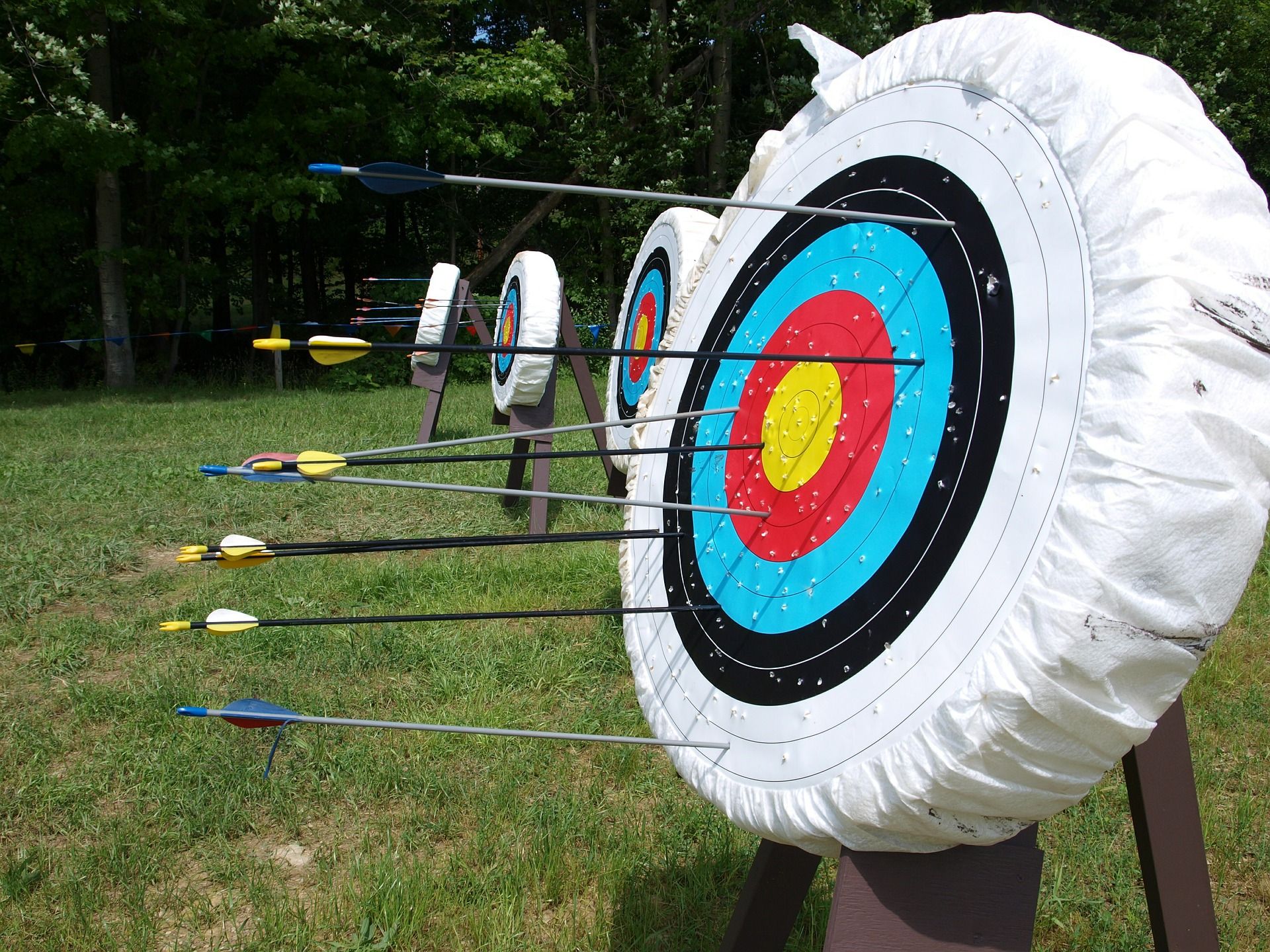 10 Tips to Increase Your Archery Range