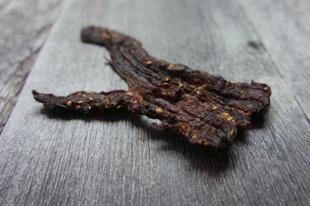 Venison Pepper jerky