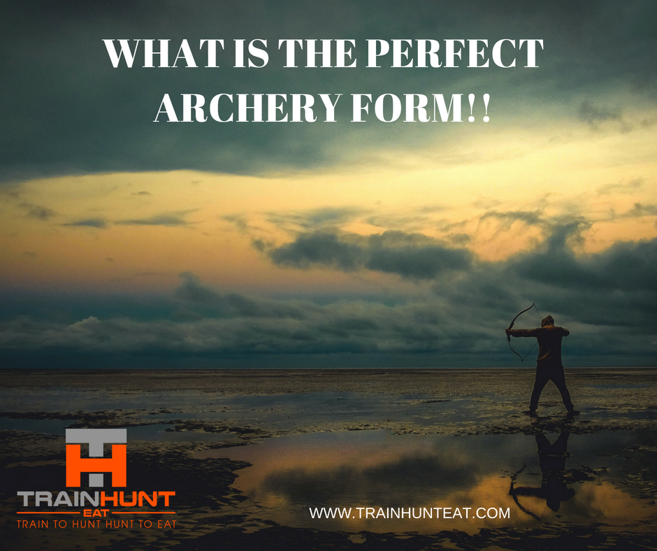 The Perfect Archery Form