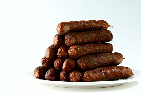 Venison Sausage with Sage