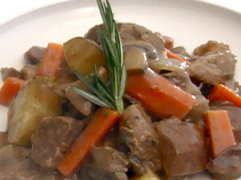 Caribou Stew
