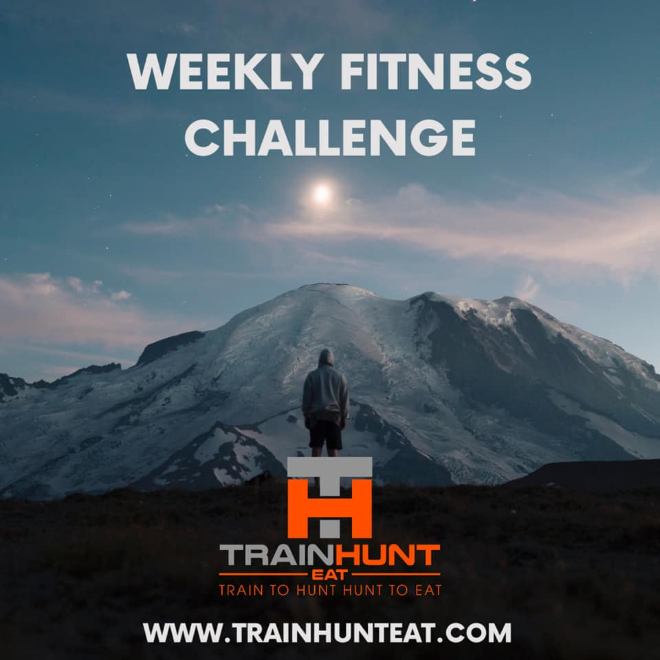 Weekly Challenge by Train Hunt Eat