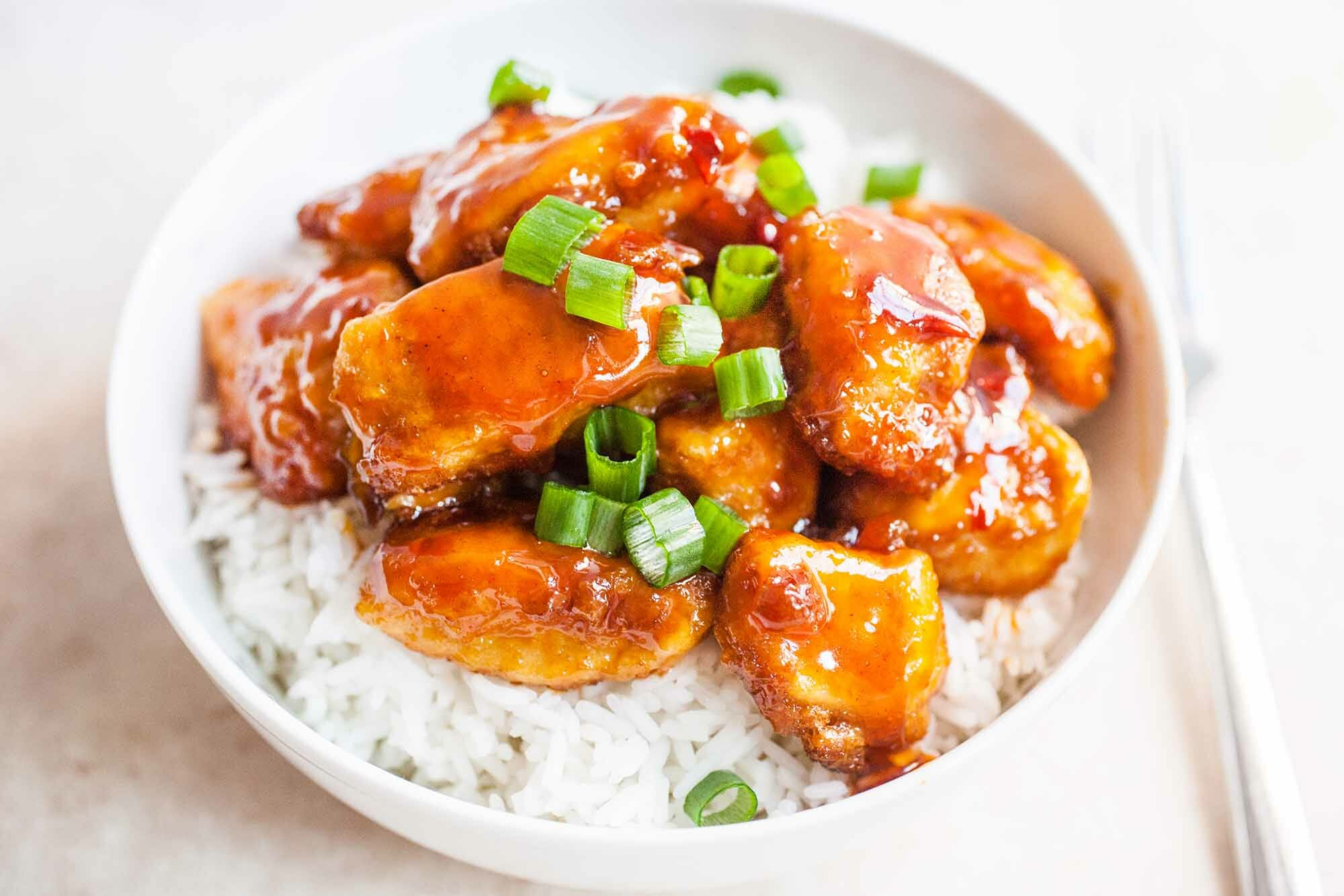 Firecracker Chicken Recipe
