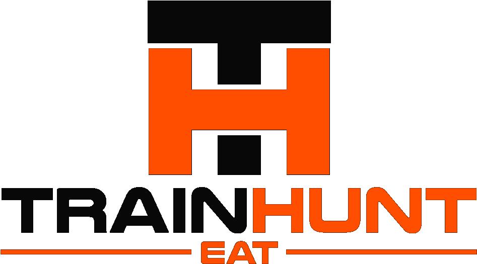 Train Hunt Eat Logo