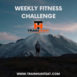 Weeklty Fitness Challenge
